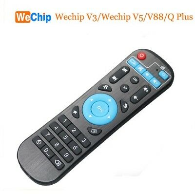 Wechip Remote Control For Android Tv BoxWechip V3/Wechip V5/V88/T95N/X96/T95Z P