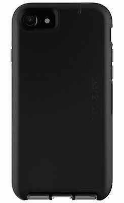 Genuine TECH21 EVO Go Wallet Card Storage Rugged Case Cover For iPhone 7/8 Black
