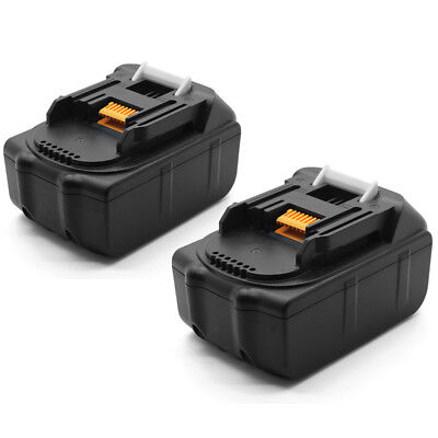 2 Pack Durable 18V 3.0Ah Lithium Ion Battery LXT For Makita BL1830 BL1815 Volt