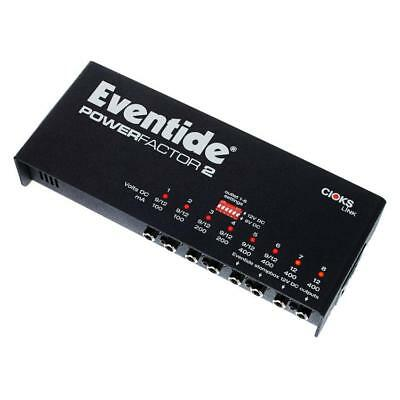 Eventide PowerFactor 2 - 2200mA Pedal Power Supply