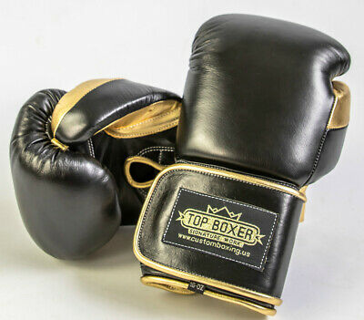 TopBoxer Winning Style Boxing Gloves