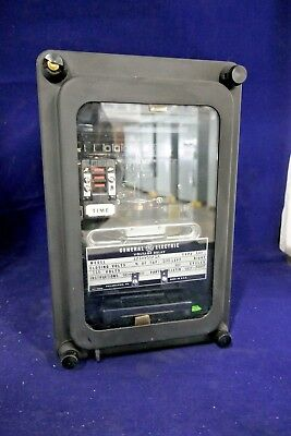 general electric ge 12iav55f1a voltage relay 115v 60hz