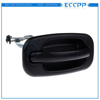 Door Handle Outside Exterior Rear Right Passenger Side RH for Chevy GMC Cadillac