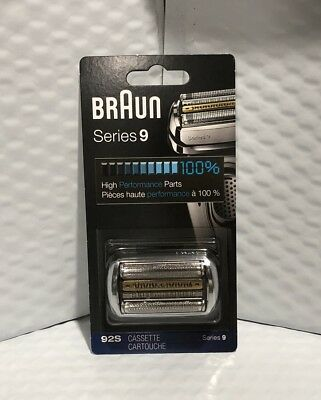 Braun 92S Replacement Shaver Head Cassette Series 9 - LIKE 90B 90S 92B
