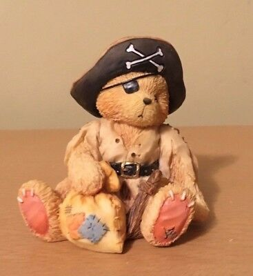 """Cherished Teddies # 617156 Taylor """"Sail The Seas with Me"""" New in Box 1994"""