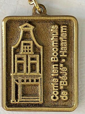 NEW Keychain from Corrie Ten Boom Museum (The Hiding Place) Holland Dutch