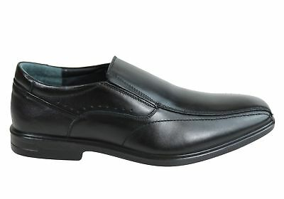 New Scholl Orthaheel Albury Mens Leather Comfort Supportive Dress Shoes