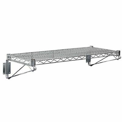 Wall Shelf 610x360mm Steel Wire Vogue Commercial Kitchen Storage Shelving Rack