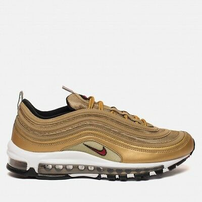 ffec0c687e 2018 Nike Air Max 97 Metallic Gold OG Retro Italy IT Size 9.5. AJ8056-