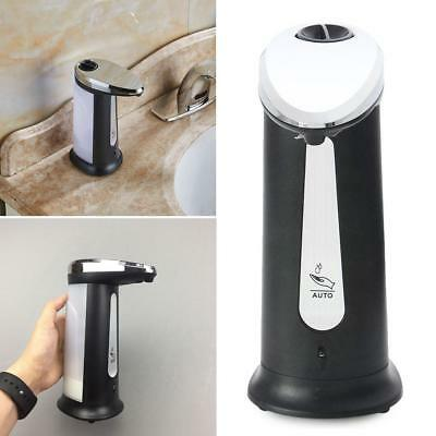 1 PC 400ml Electroplated Automatic Soap Dispenser Touchless Sanitizer Dis.AU