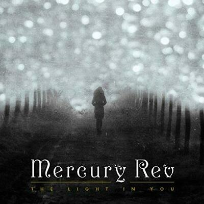 Mercury Rev ‎– The Light In You Limited White Vinyl Lp Inc Cd (New