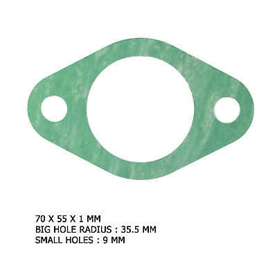 Oil Cooler Pipe Gasket Seal Fits Man Vehicles, 06562590033