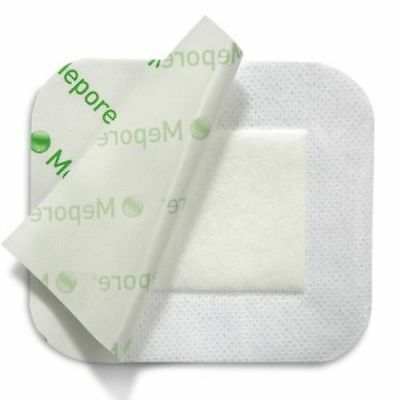 Mepore Self-Adhesive First Aid Dressings-  Pick Size & Quantity