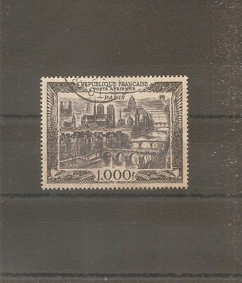 Timbre France Frankreich Poste Aerienne Pa 1950 N°29 Oblitere Used