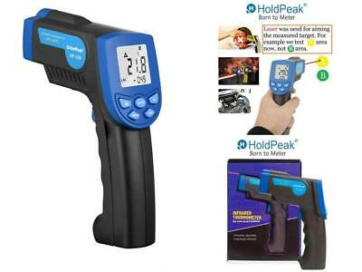 Temperature Gun Non Contact Infrared IR Laser Digital Thermometer FDA Approved