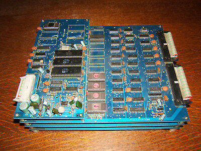 Moon Patrol(Moon Ranger) PCB from 1982 with Extras !!!