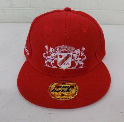 Brand NEW Grand Marnier Red Lion Crest Snap Back Baseball Cap NEW Fast  Shipping 7b73a2350a5c