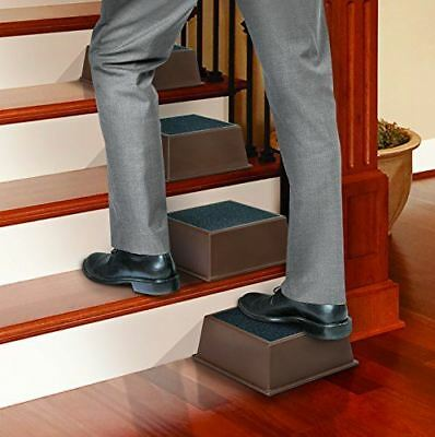 North American Health + Wellness Stair Assist Half Steps Portable Step Stones