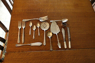 Silverplate Lot (Vintage mixed)