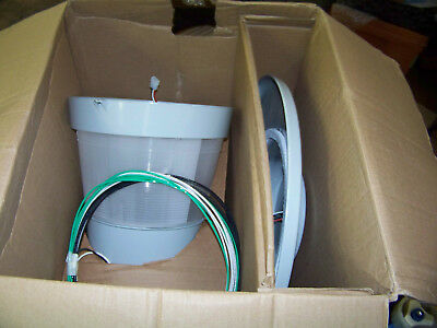 American Electric Lighting Contempo Post Top Luminaire 245 Series 120 V New