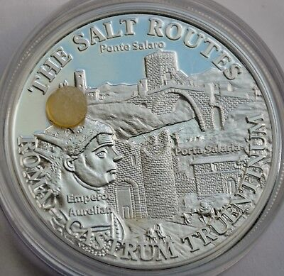 Malawi 20 Kwacha 2009, The Salt Routes ROME, Salt Crystal