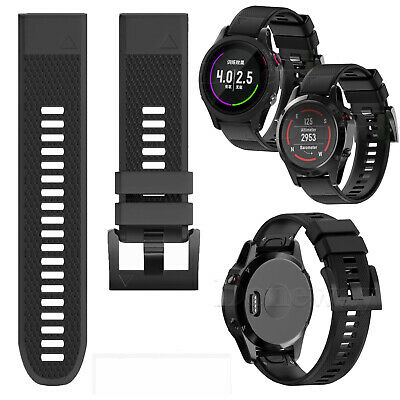 22mm Silicone Band Strap For Garmin Fenix 5/5 Plus/ Forerunner 935/ Approach S60