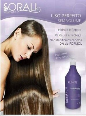 Sorali Therapy Liss Formaldehyde-Free 1000 ml (SALE)