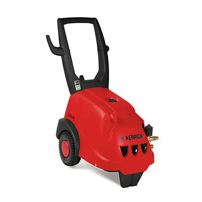 Kerrick Royal Rosso Three Phase Electric Industrial Cold Water Pressure Washer