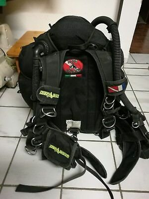 TAUCHJACKET DIVE SYSTEM Wing