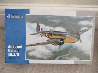 Special Hobby 100-SH48152 Airspeed Oxford Mk.I//II Royal Navy in 1:48