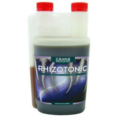 Rhizotonic Canna Decanted In Clear Bottle/30Ml/60Ml/100Ml/250Ml/1Ltr
