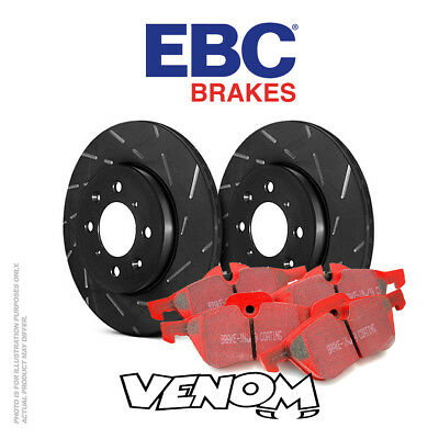EBC Front Brake Kit for Ford Mustang Gen5 5.4 Supercharged GT500 Shelby 06-12