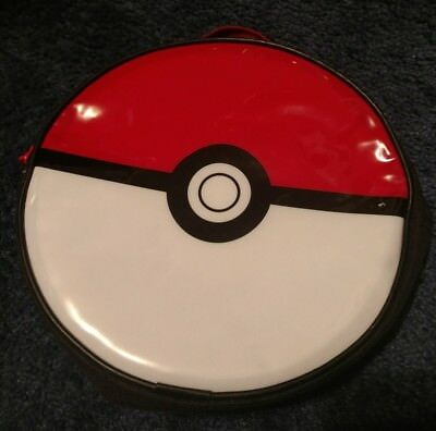 Nintendo Pokemon Pokeball Soft Lunch Box NEW Toys Kids Lunch Boxes & Accessories