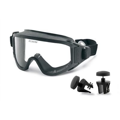 Eye Safety Systems Innerzone Protective Flame Resistant Goggle Black 740-0264