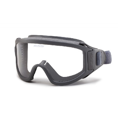 Eye Safety Systems Fire Rescue Striketeam WF Goggles Gray 740-0236