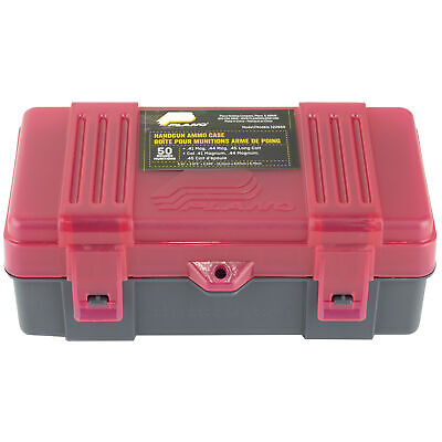 NEW! Plano 50 Count Handgun Ammo Case (for .44 and .45 Ammo) 122650
