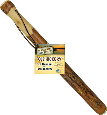 NEW! PSP Products Ole Hickory Tire Thumper Fish Club Solid Hickory OHTT