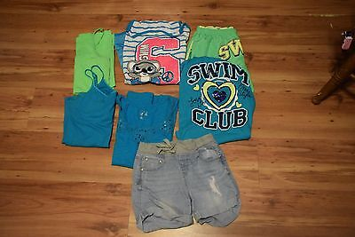Lot of girls Justice clothes size 18