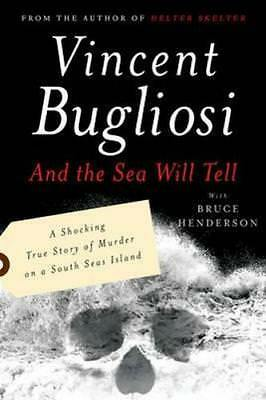 NEW And the Sea Will Tell By Vincent Bugliosi Paperback Free Shipping