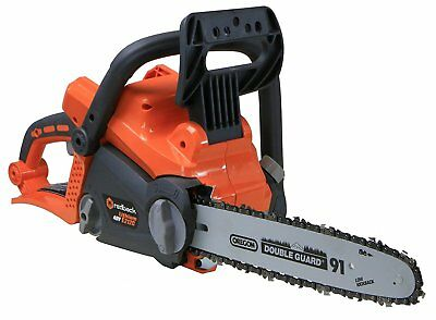 Redback 40V 12 in. Cordless Li-ion Chain Saw - Battery and Charger Not Included