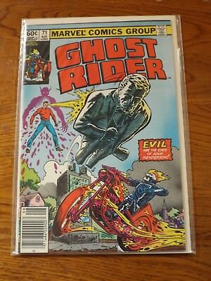Ghost Rider (1973 1st Series) #71