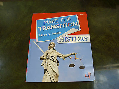 MAKE THE TRANSITION HISTORY new book Maire de Buitleir