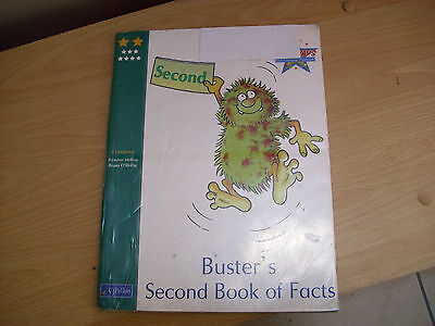 BUSTER'S SECOND BOOK OF FACTS, CJ Fallon, good con, Irish education primary