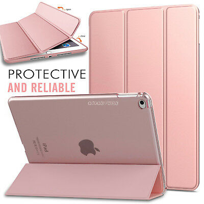 New Apple iPad 4 3 2 mini Air 2 Smart Stand Folio Leather Magnetic Case Cover