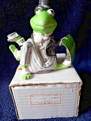 Vintage Kermit The Frog Creamer By Sigma Tatstesetter (Not Teapot) NIB With Tags