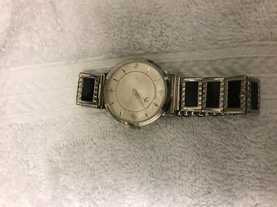 Vintage Mens  mystery dial Longines watch 1960's