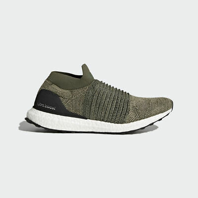 best service 18529 490b8 Adidas Ultra Boost Laceless Olive Trace Cargo Size 11.5. CP9252 yeezy nmd pk