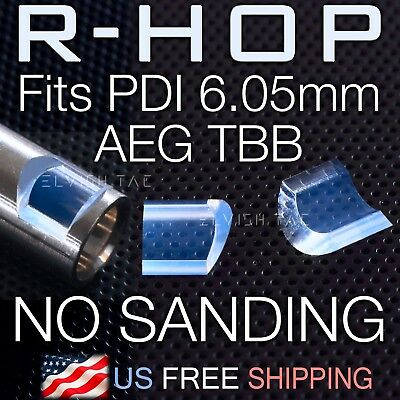 RHOP Fit PDI 6.05 Airsoft AEG Tightbore TBB Barrel NO-Sanding-Needed R Hop R-Hop