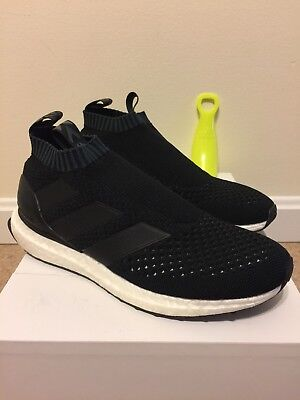 0fa5ada8 Adidas Ace 16+ PureControl Ultra Boost Socks Running Shoes 7.5 BY1688