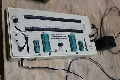 BECKMAN SCOPEMATE 2 Component Tester IC & COMPONENT